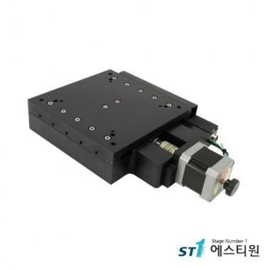 [SLS1-100,120,150R] X-Crossroller Motorized Stage
