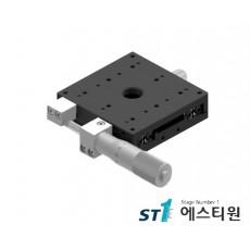 X축 수동 스테이지 80X80 [X80-L,R]