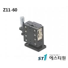 [Z11-60]60X60 Z-Stage (Vertical 수직타입)