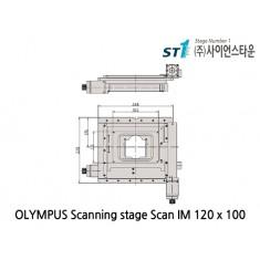 [Olympus Scanning stage] Scan IM 120 x 100