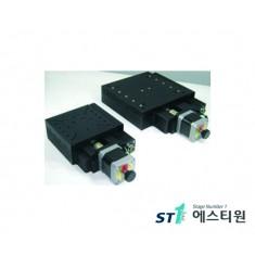 [SLS3-100,120,150R] XYZ-Crossroller Motorized Stage