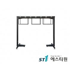 Overhead Optical Table Shelf System